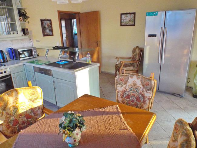 Ferienhaus - Küche