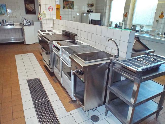 Hostel - Großküche