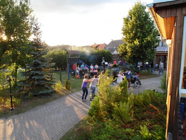 Hostel - Veranstaltung