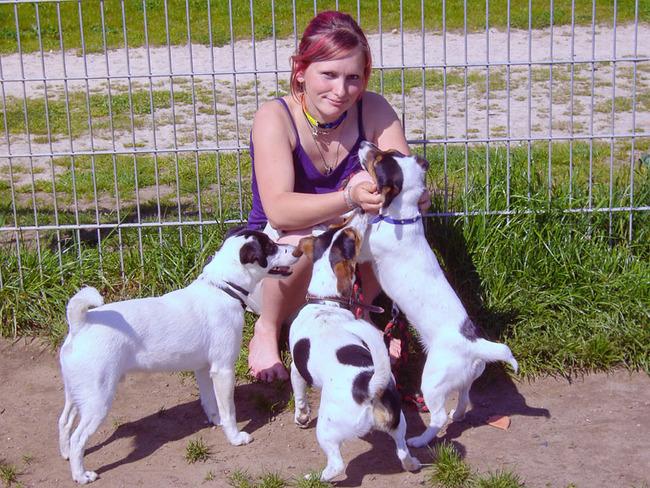 Hunde - Tierpflegerin