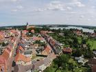 Luftbild von Sternberg