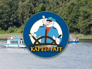 Kaptain Paff - Logo