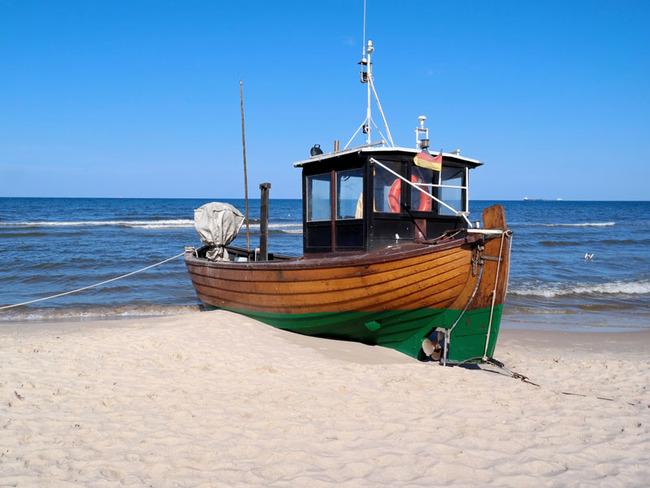Kutter - Strand