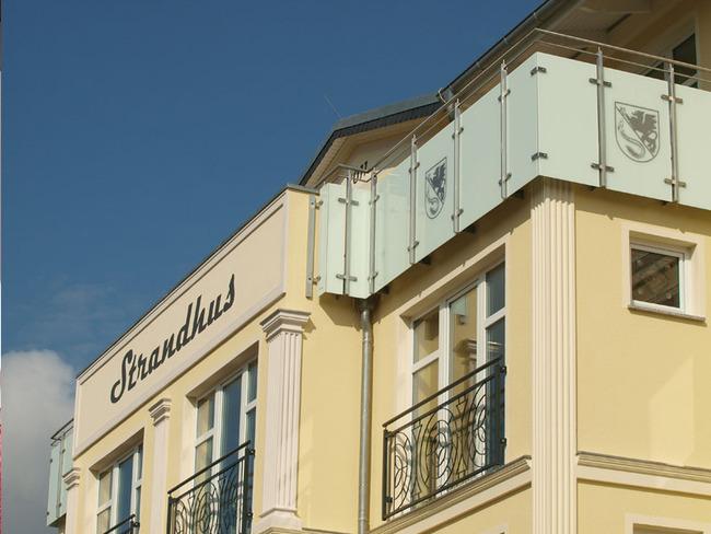 Strandhus - Balkone