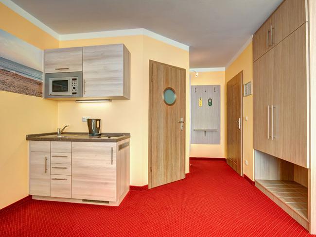 Zimmer - Pantryküche
