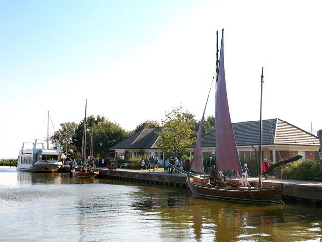 Hafen Wustrow