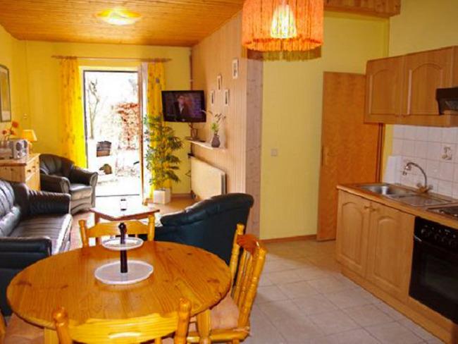 W3 - Wohn- und Küchenbereich