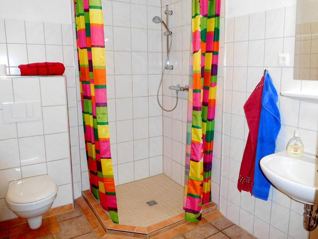 Zweibettzimmer - Bad