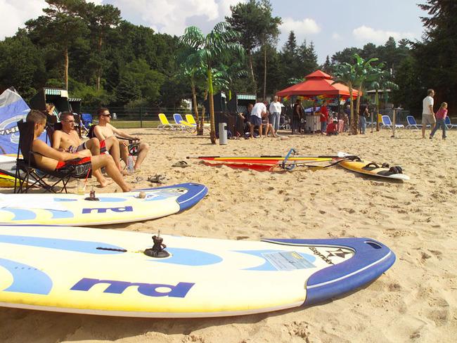 Strandparty im Ferienpark Retgendorf am Schweriner See