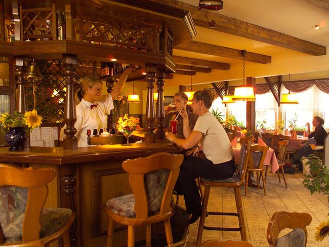 Restaurant - Bar im Ferienpark Retgendorf