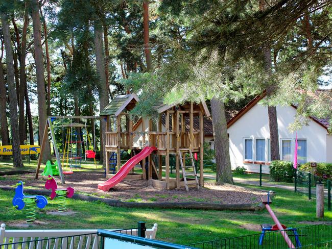 Spielplatz im Ferienpark Retgendorf