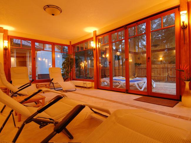 Wellness - Ruheraum für die Entspannung im Ferienpark Retgendorf