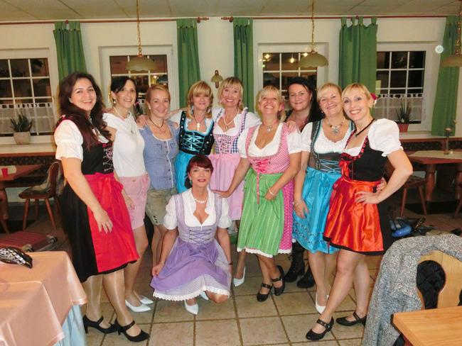 Oktoberfest - Frauen