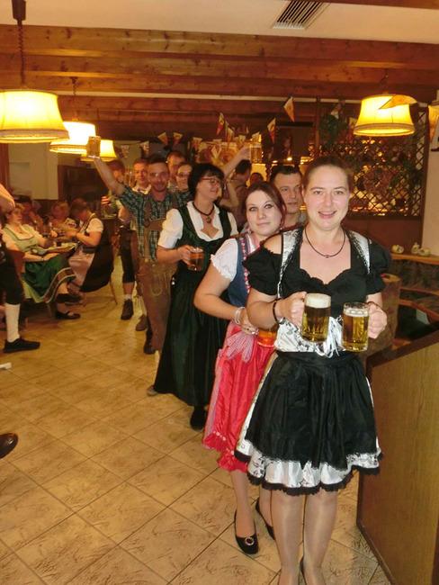 Oktoberfest im Ferienpark Retgendorf in Mecklenburg