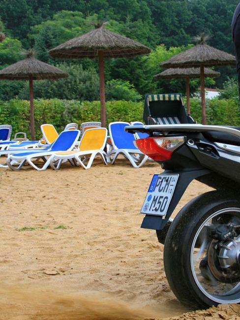 Beachoase im Ferienpark Retgendorf