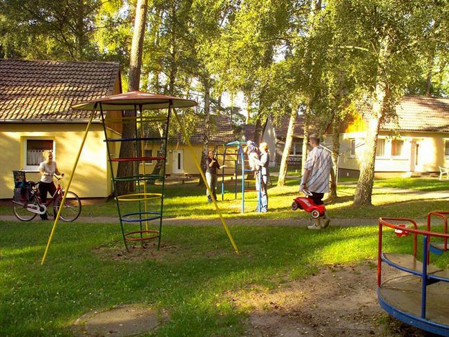 Spielplatz - Familienurlaub im Ferienpark Retgendorf
