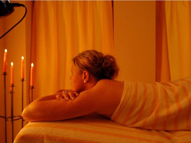 Wellness - Massage und Entspannung im Ferienpark Retgendorf