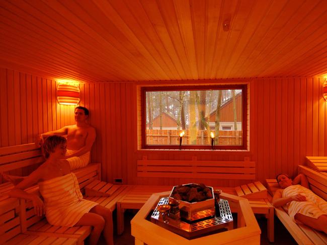 Wellness - Sauna - Entspannung im Ferienpark Retgendorf