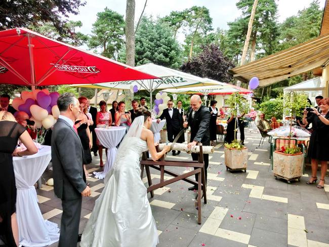 Hochzeit - Restaurant