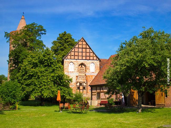Burganlage Stargard