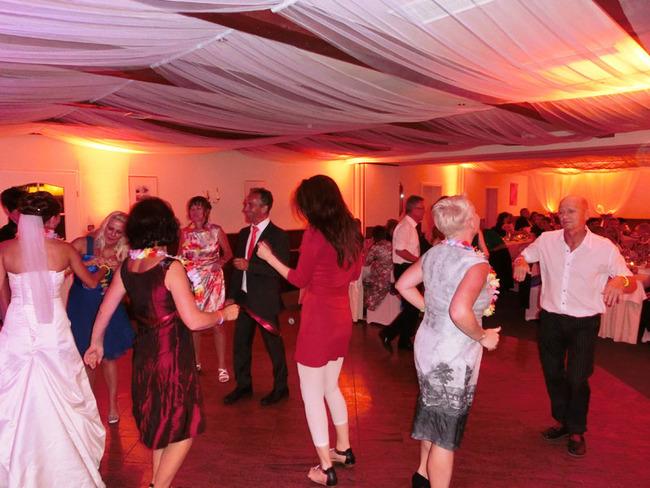 Hochzeitsfeier - Tanz