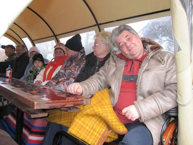 Glühweinkremserfahrten im Ferienpark Retgendorf am Schweriner See