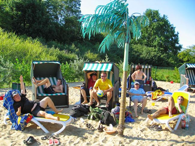 Beachoase - Gruppe