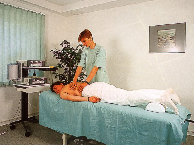 Massage in der Physiotherapie