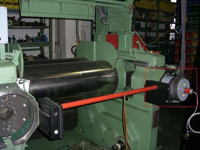 Hydrozylinder für Walzspaltenverstellung