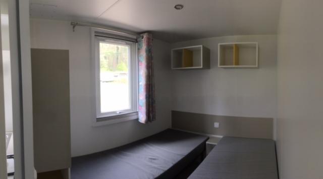 Mobilheim Schlafzimmer 2