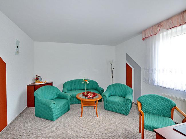Zimmer mit Couchecke