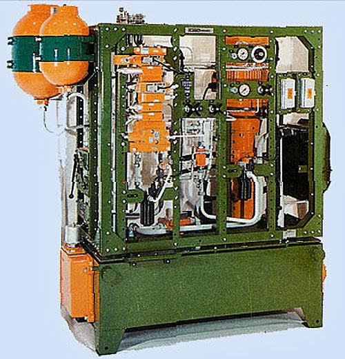 Hydraulikaggregate von ORSTA
