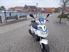 Motorroller zur Vermietung