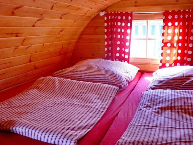 Campingfass - Doppelbett
