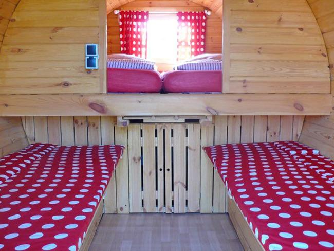 Campingfass - innen
