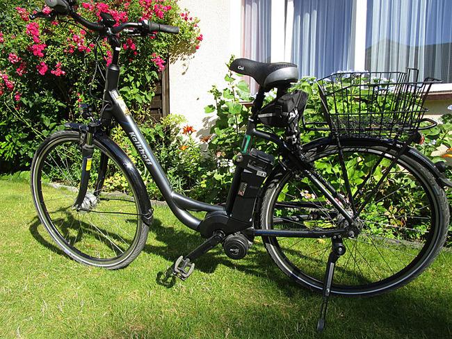 E-Bike zum Verleih