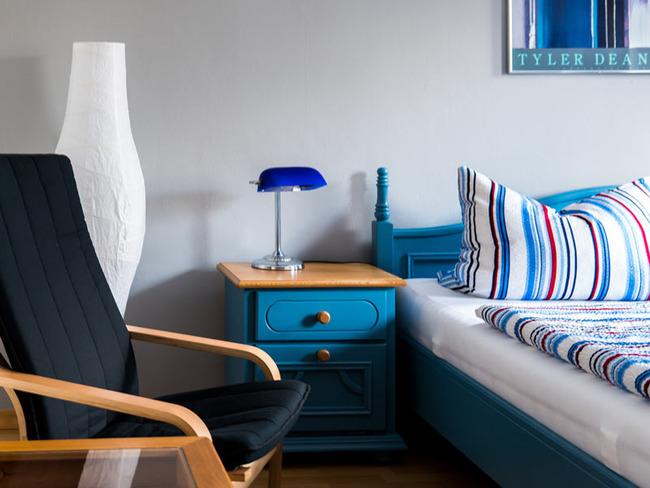 Appartement - Bett