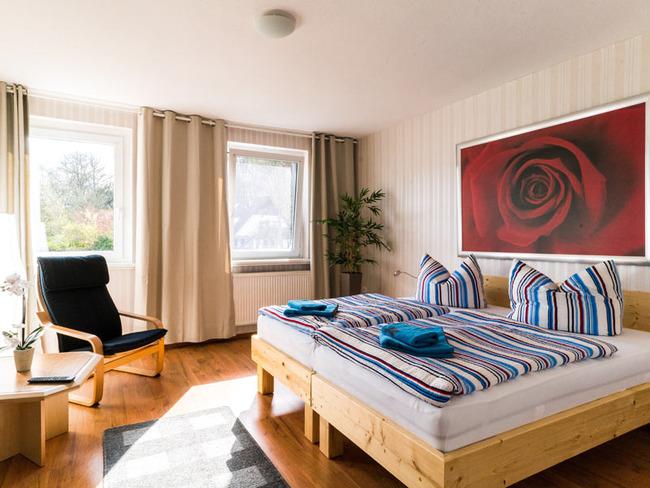 Doppelzimmer - Bett