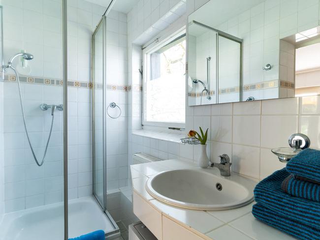 Ferienwohnung - Bad, Dusche