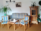 Appartement - Sitzecke