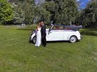 Brautpaar - Garten