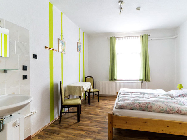 kleines Hofzimmer - Obergeschoss