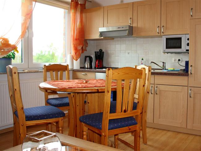 Küche - Esstisch, Küchenzeile
