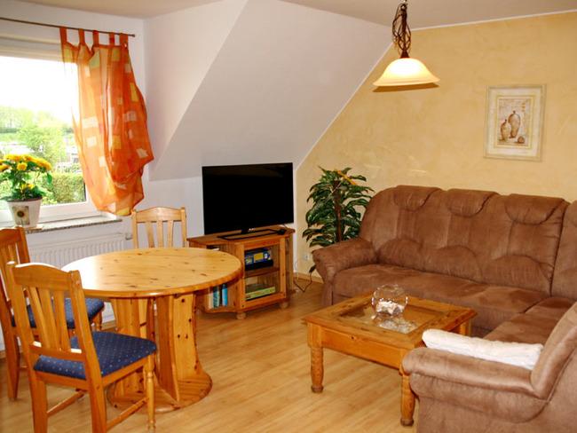 Wohnzimmer - Esstisch, Sitzecke