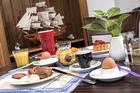 Frühstück im Landhaus