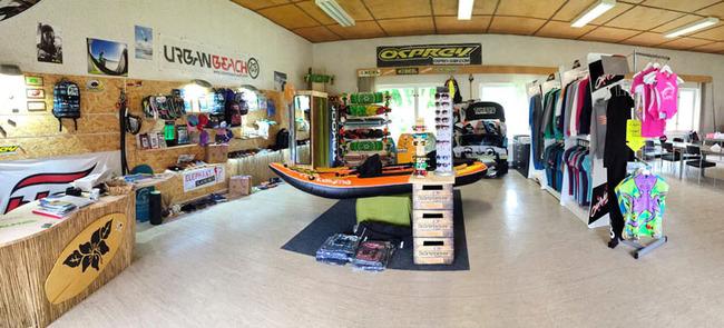 Wassersport Lassan - Shop für Wassersportzubehör und Surfermode