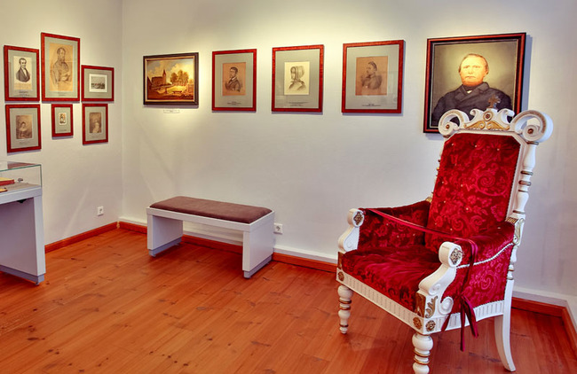 In der Ausstellung - Stromtid
