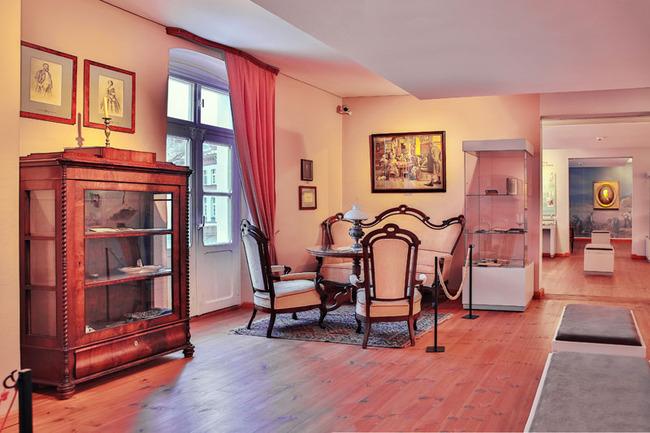 In der Ausstellung - Neubrandenburger Raum