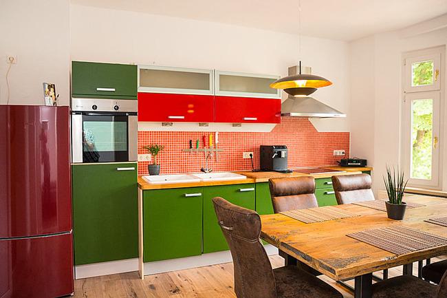 App Seepromenade Küche