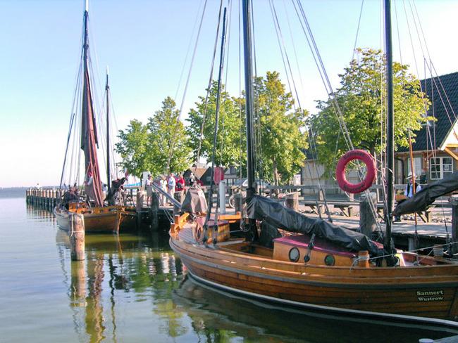 Hafen vom Ahrenshoop